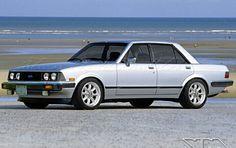 1984 Ford Granada 2.8 Saloon