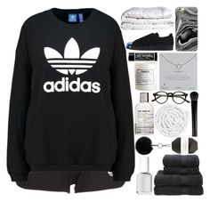 """""""♔ say you'll remember ♔"""" by nsrogsy3 ❤ liked on Polyvore featuring adidas, adidas Originals, Samsung, Christy, Dogeared, H&M, Le Labo, Essie, VIPP and Brinkhaus"""