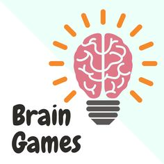15 Brain Games for Kids that Will Make Them Smarter Word Brain Games, Free Brain Games, Elderly Activities, Dementia Activities, Physical Education Games, Health Education, Physical Activities, Games For Kids Classroom, Fun Educational Games
