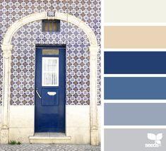 { a door hues } | image via: @piensaar