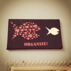 Organise Custom Made T Shirts, How To Make Tshirts, Organization, Personalized T Shirts, Getting Organized, Organisation, Custom Tees