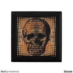 Skull Keepsake Boxes #Skull #Skeleton #Holiday #Halloween #Box #Jewelry #Keepsake #Trinket #Gift