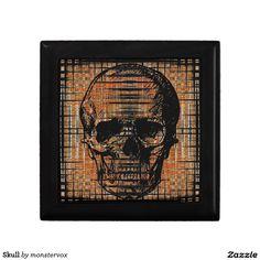 Skull Keepsake Boxes #Skull #Skeleton #Holiday #Halloween #Box #Jewelry #Keepsake #Trinket #Gift