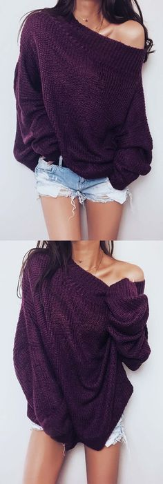 Ruby Off Shoulder Long Sleeve Sweater