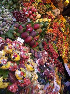 mercat de la Boqueria