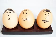 Which of these eggs do you like?