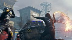 New screens  info of Infamous Second Son