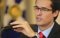 Ele vem a Cachoeiro: Deltan Martinazzo Dallagnol é procurador do Ministério Público Federal desde 2003 e ganhou notoriedade por integrar e coordenar a força-tarefa da OperaçãoLava Jato.