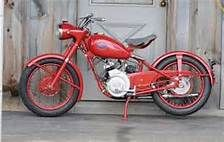 Allstate Motorcycle 1957 Hardtail