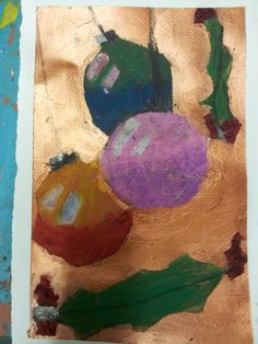 some fantastic baubles from Monday's 4:30 art club at Faux Arts
