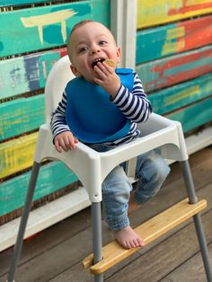 Antilop High Chair, Baby Chair, Posture Correction, Cushion Inserts, Good Posture, Gross Motor Skills, Easy Install, Foot Rest, Inventions