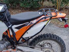 See more Ktm 525 Exc, Ktm 690 Enduro, Motorcycle Luggage, Motorcycle Camping, Ktm 400, Dual Sport, Bike Parts, Dirt Bikes, Adventure