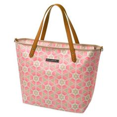 Petunia Pickle Bottom® Downtown Tote in Blooming Brixham - buybuyBaby.com