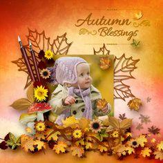 * Autumn Blessings * by Dafinia Designs  http://digital-crea.fr/shop/index.php… http://www.pixelsandartdesign.com/store/index.php…