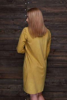 Kolekcja Jesień – Zima – Lamers – Polski Producent odzieży z tkanin naturalnych Shirt Dress, T Shirt, High Neck Dress, Dresses, Fashion, Tunic, Supreme T Shirt, Turtleneck Dress, Vestidos