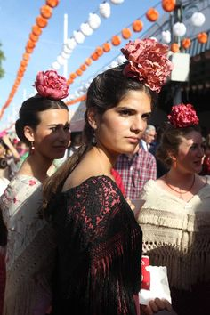 Feria de Abril 2015: Jornada del Martes en el real - Andalucia - sevilla.abc.es