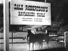 Dale Robertson,Jim Hardie of Tales of Wells Fargo,pushes the sponsors product in a series of ads. Pall Mall, Old Commercials, Tv Westerns, Classic Tv, Old Movies, Tv Videos, Wells, Cowboys, Handsome