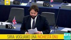 SIRIA, VOGLIAMO UN'INCHIESTA ONU INDIPENDENTE (Castaldo, EFDD/M5S)