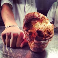 Easy Yorkshire Pudding Mix recipe/popover that works every time, I was never able to make Yorkshire pudding recipe then I got Grandma Skipseys Yorkshire Recipe and now look at the size of these.