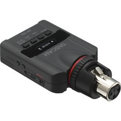 Tascam DR-10X Plug-On Micro Linear PCM Recorder (XLR) DR-10X B&H