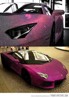 Galactic Lamborghini…Want...