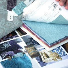 Scene from the design room, be inspired by fabrics from the Genial collection. FR-One inherently flame-retardant furnishing fabrics for residential, hospitality and contract use. One Design, Design Room, Father, Scene, Flame Retardant, Blue Fabric, Hospitality, Fabrics, Inspiration