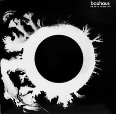 bauhaus - the sky's gone out /// listen to it on http://radioactive.myl2mr.com /// plattenkreisel - circular record shelf, dj booth, atomic cafe, panatomic, records, rod skunk, vinyl, raregroove, crate digging, crate digger, record collection, record collector, record nerd, record store, turntable, vinyl collector, vinyl collection, vinyl community, vinyl junkie, vinyl addict, vinyl freak, vinyl record, cover art, label scan