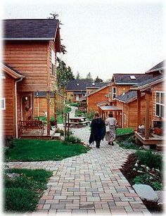 Puget Ridge Cohousing - Seattle WA