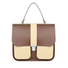 530b39766822 Brix and Bailey. Embossed LogoSmooth LeatherLeather Shoulder BagShoulder ...