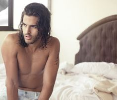 Picture of Mario Blanco Mario, Bohemian Men, Men In Bed, Latino Men, Bad To The Bone, Guy Pictures, Hot Guys, Hot Men