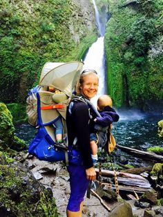 Tandem Babywearing on Trail – Tips and Tricks- HiB Blog www.hikeitbaby.com