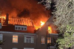 Dachstuhlbrand in Ehrenfeld   EXPRESS