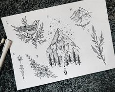 ▫free tattoo designs▫contact me: Tereza.Emingrova@gmail.com