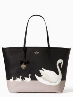 on pointe swan harmony baby bag | Kate Spade New York