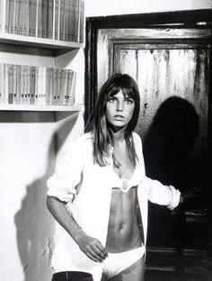 """Jane Birkin in """"La Piscine""""."""