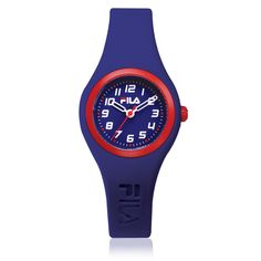 #Fila Watches - Filacasual Kids - Fila Watches are a statement of sporty Italian lifestyle and sense of fashion...