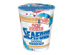 CUPNOODLE SEAFOOD Birthday Edition 2013