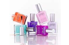 POP Beauty Nail Glam Nail Polish/Complete your summer look with the perfect lacquer on your nails. Show off your inner diva by putting on some of the most fabulous shades from POP Beauty Nail Glam Nail Polish. The nail polish comes in a non-occlusive formula which prevents staining. It also strengthens the nail so it won't chip off easily. The POP Nail Glam comes in sensational colors