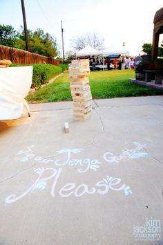 Tim & Heathers Organic Chic Backyard Wedding » New Mexico Wedding Magazine