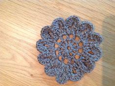 Image Form Crochet, Crochet Squares, Crochet Patterns, Rowan, Dorset Buttons, Scarves, Knitting, Free, Image