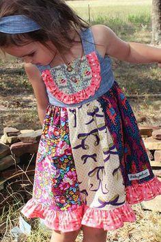 Bow Dress $44 - in Dakota's closet!