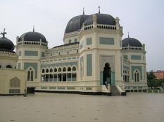 Mosque, Medan, Indonesia