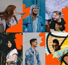 campaign design Brand New: New Logo and Identity for Wattpad Game Design, Web Design, Graphic Design Layouts, Creative Design, Design Art, Website Design Inspiration, Graphic Design Inspiration, Brand Identity Design, Branding Design