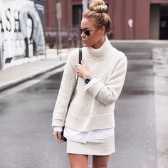 Ways to Wear a Sweater | POPSUGAR Fashion