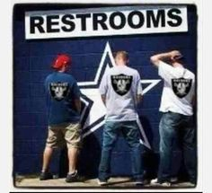 Oakland Raiders Fan Caught Taking A Piss From His