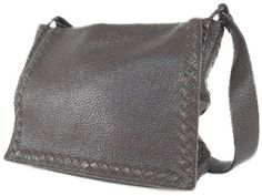 81524c856d27 Bottega Veneta BOTTEGA VENETA Messenger Bag Brown Leather 221065 Y2241760