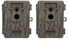 (2) MOULTRIE Game Spy A-5 Low Glow Infrared Digital Trail Hunting Cameras - 5 MP - http://www.huntingfishingstuff.com/2-moultrie-game-spy-a-5-low-glow-infrared-digital-trail-hunting-cameras-5-mp/