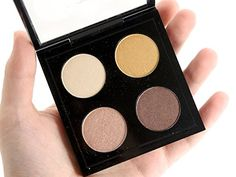 MAC Eyeshadow Palette Quad - Devilishly Dark *** More info could be found at the image url.