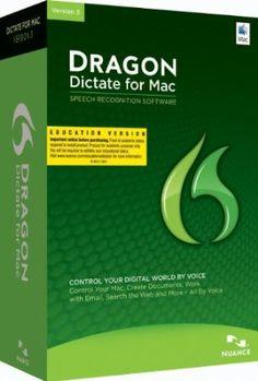 Dragon Dictate 3.0: Educational Online Validation Program (Mac)