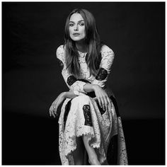 Keira Knightley - Photographed by Justin Bishop
